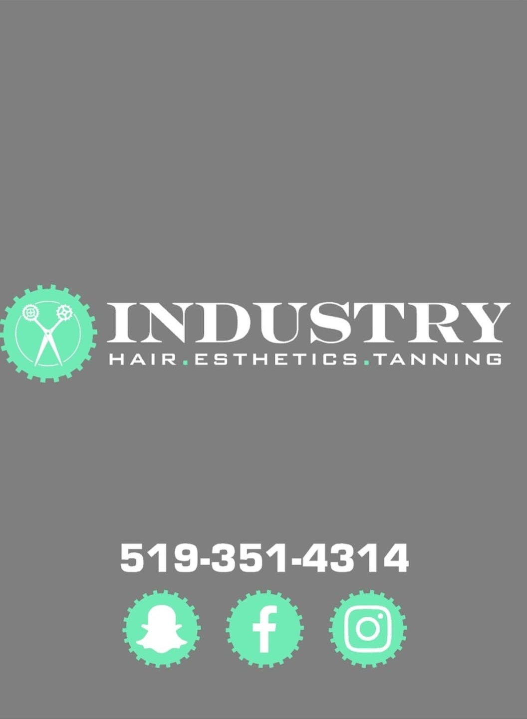 logo industry salon